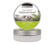 WILD FERNS NEW ZEALAND ROTORUA MUD HAND CREME CREMA MANOS LODO