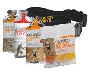 SQUEEZY RUNNERS UPGRADE SET TEST PACK ESPECIAL PARA CORREDORES