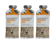 SQUEEZY ENERGY GEL ENERGIZANTE 3 UNID VARIETY PACK