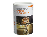 SQUEEZY CARBO LOAD BEBIDA DEPORTIVA DE CARBOHIDRATOS 500GR LEMON