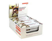 SQUEEZY ENERGY PROTEIN BAR BARRAS DE PROTEINAS 20 UN FRUIT