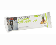 SQUEEZY ORGANIC ENERGY PROTEIN BAR BARRAS ORGANICAS PINEAPPLE