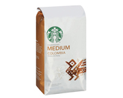 STARBUCKS CAFE MEDIUM COLOMBIA ARABICA MEDIUM 226GR GRANO MOLIDO