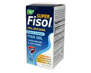 SUPER FISOL HIGH POTENCY FISH OIL OMEGA 3 ACEITE DE PESCADO 500