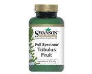 SWANSON TRIBULUS FRUIT TRIBULUS TERRESTRIS 500 MG 90 CAPS