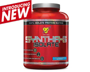 BSN SYNTHA-6 ISOLATE PROTEINA ULTRA PREMIUM 4 LBS STRAWBERRY