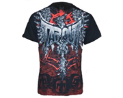 TAPOUT POLERA DEPORTIVA ENTRENAMIENTO CATALYST T-SHIRT XL BLACK