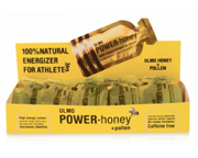 ULMO POWER HONEY ENERGY GEL ENERGIZANTE MIEL DE ULMO 24 UNID