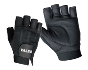 GUANTES ENTRENAMIENTO VALEO COMPETITION LIFTING GLOVES (L) BLACK
