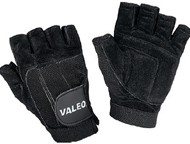 GUANTES ENTRENAMIENTO VALEO PERFORMANCE LIFTING GLOVES (L) BLACK