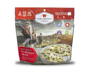 WISE FOOD OUTDOOR COMIDA PREPARADA 1 PACK CREAMY MUSHROOM BEEF