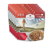 WISE FOOD OUTDOOR COMIDA PREPARADA 6 PACK CHEESY LASAGNA