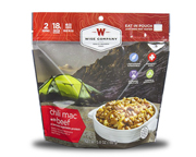 WISE FOOD OUTDOOR COMIDA PREPARADA 1 PACK CHILI MAC BEEF