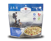 WISE FOOD OUTDOOR COMIDA PREPARADA 1 PACK BERRY CRUNCHY GRANOLA