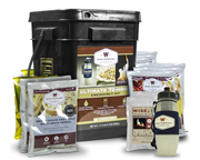 WISE FOOD ULTIMATE PACK 72HR KIT COMIDA EMERGENCIA 72 SERV