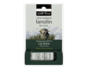 WILD FERNS NEW ZEALAND LANOLIN FOR HIM LIP BALM BALSAMO LABIAL