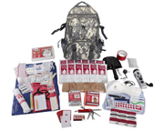 WISE FOOD SURVIVAL KIT MOCHILA DE SUPERVIVENCIA HUNTER BACK PACK