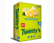 YOURGOAL TWENTYS HIGH PROTEIN BAR BARRAS PROTEINAS 12 UN LEMON