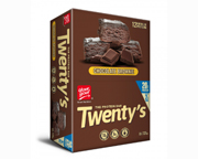 YOURGOAL TWENTYS HIGH PROTEIN BAR BARRAS PROTEINAS 24 UN CHOCOLA