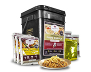 WISE FOOD PREPPER PACK 7 DIAS KIT COMIDA EMERGENCIA 52 SERV
