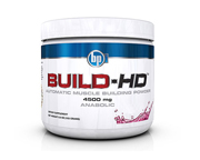 BPI BUILD-HD CREATINA N°1 DEL MUNDO CRECIMIENTO MUSCULAR LEMONA