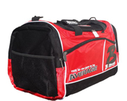 BRACHIAL BOLSO DEPORTIVO ENTRENAMIENTO GYM BAG CARRY RED/BLACK
