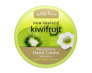 WILD FERNS NEW ZEALAND KIWIFRUIT HAND CREME CREMA MANOS DE KIWI