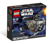 LEGO STAR WARS 75031 TIE INTERCEPTOR NAVE ASALTO IMPERIAL
