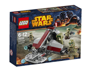 LEGO STAR WARS 75035 KASHYYYK TROOPERS COMBATE VENGANZA SITH