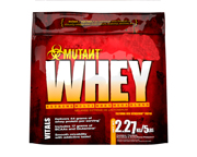 MUTANT WHEY PROTEINA WHEY PROTEIN LEAN MUSCLE 5 LBS STRAWBERRY
