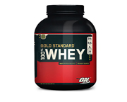 ON 100% WHEY PROTEIN GOLD STANDARD 5 LBS BANANA CREAM