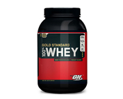 ON 100% WHEY PROTEIN GOLD STANDARD 2 LBS BANANA CREAM