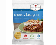 WISE FOOD COMIDA PREPARADA 4 SERV CHEESY LASAGNA