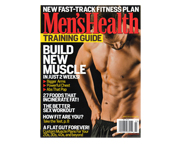 MENS HEALTH COMPLETA GUIA DE ENTRENAMIENTO TRAINING GUIDE 2011