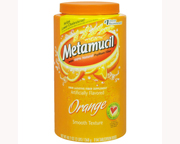 METAMUCIL ORANGE FIBRA NATURAL LAXANTE 3 LBS SABOR NARANJA
